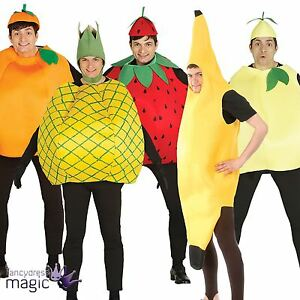 Image is loading Adults-Mens-Ladies-Fruit-Food-Tunic-Fancy-Dress-
