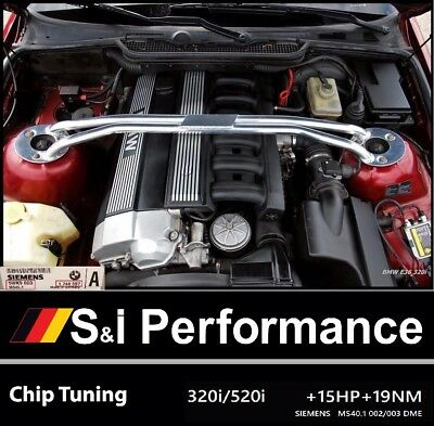Power Chip Tuning Stage2 for BMW M50 E36 E34 320i 520i 15Hp 7000 rpm ECU MS40.1