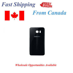 Samsung-Galaxy-S7-SM-G930-SM-G930W8-Battery-Back-Glass-Cover-Black