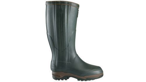 Aigle Parcours 2 ISO Open Anti-fatigue Wellington Boots (Hunting Walking)