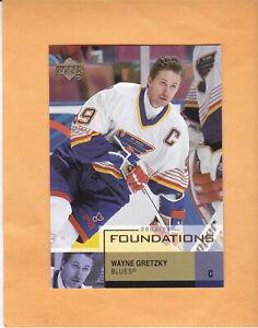 2002-03-UD-FOUNDATIONS-WAYNE-GRETZKY-87-ST-LOUIS-BLUES