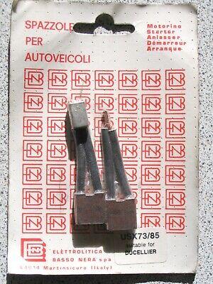 Jeu de charbon de demarreur DUCELLIER Citroen Peugeot Renault Talbot Autre