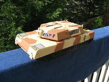 1993 Vintage Camouflage Micro Machines Battle Tank Lewis Galoob Toys
