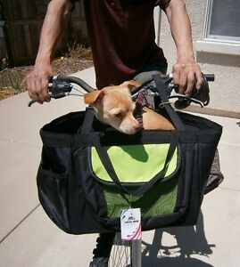 pet dog puppy bicycle basket car seat hand carrier bag rain cover ebay