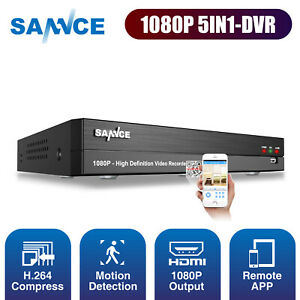 SANNCE-8CH-1080P-5IN1-DVR-Digital-Video-Record-for-CCTV-Security-Camera-System