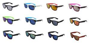 Gafas-de-Sol-Lente-Polarizado-Espejo-Rectangular-Forma-Cuadrada-Retro-Clasico
