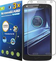 3x Clear Anti-Glare Matte LCD Screen Protector for Motorola Droid Turbo 2 XT1585