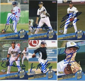 Joe-Mantiply-signed-2014-Midwest-League-All-Star-MWL-Rookie-card-auto