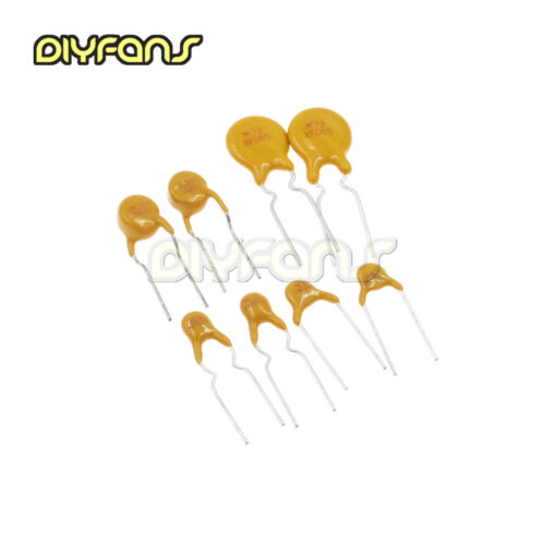 10pcs 72//60//250v Resettable Fuse Multifunction Switch 0.65//0.2//0.05//0.08a