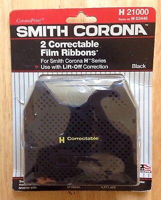 Smith Corona PWP 87 D Typewriter Ribbon Black Ribbon FREE SHIPPING