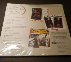White Scrapbook Pages 7x7 RCM-7S Creative Memories