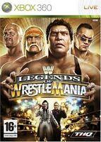 Wwe Legends Of Wrestlemania - Xbox 360 - Neuf