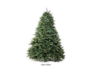 Albero Di Natale Xone.Albero Di Natale Xone Super Folto E Realistico Clifford In Pe Pp Pvc Ebay