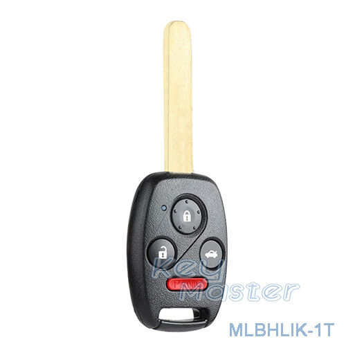 for Honda Accord Coupe Replacement Keyless Entry Remote Key Fob MLBHLIK-1T