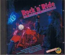 Rock'n'Ride Vol. 01 20 Years Of Hardrock CD Various Audiophile CD