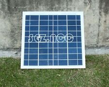 10W Watt polyCrystalline Cells Solar Panel 12V poly solar module Battery Charger