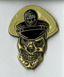 navy senior chief petty officer scpo skull challenge