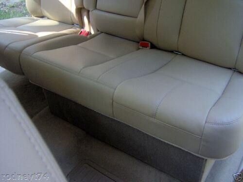 """2007 to 2013 Chevy Silverado Crew Cab 12 subwoofer Box Enclosure Crewcab 3//4/""""MDF"""