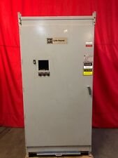 Eaton Cutler Hammer 500tpcsd431 Autovar Power Capacitor Bank 500kvar 480v 3 Ph