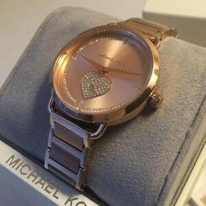 Michael-Kors-Portia-Heart-Rosegold-tone-Watch-MK3827