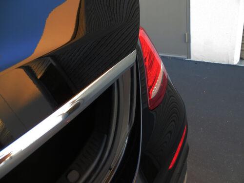 Chrome TRUNK TRIM Tailgate Molding Kit for scion models 2004-2016