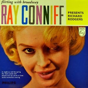 7-034-RAY-CONNIFF-presents-RICHARD-RODGERS-Flirting-With-Broadway-PHILIPS-EP-1959