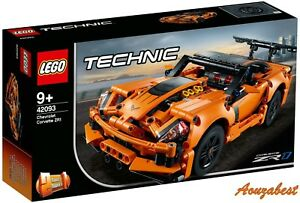 Lego-Technic-42093-Chevrolet-Corvette-ZR1-New-Building-Sport-car