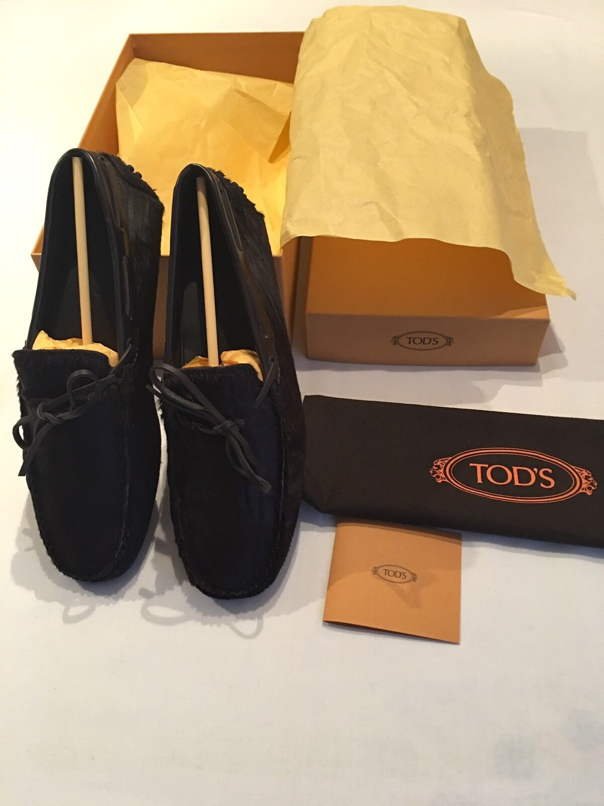 Tod's Mocassini 6 Loafer In Horse Cavallino 6 Mocassini Uomo Casual Chic 0612e5