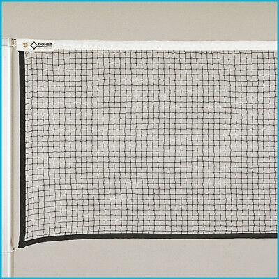 Nylon Cooperative Badminton Turniernetz Din En 1509 Turnier Netz 6,02 X 0,76 Schwarz
