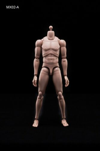 2014 Version Male Body Series Highly Cost-Effective Edge 1//6 MX02-A USA SHIPPING