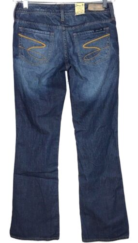 Premium vas Jeans tiquette Bleue Seven7 ST7RUwOxqy