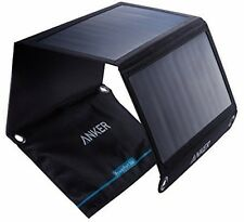 Anker PowerPort Solar (21W 2-Port USB Solar Charger) For IPhone 6 / 6 Plus, Air