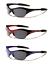 Kids X-Loop Wrap Around Semi Rimless Comfort Sunglasses 4 to 8 Years Full UV400