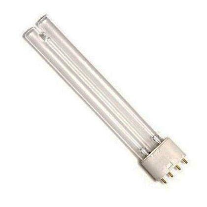 18W PLL Lampadina UV germicida chiare per Serbatoio Acqua dello Stagno Filtro doppia scheda 220mm