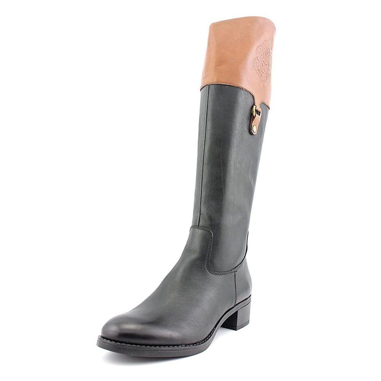 Franco Sarto mujeres Clarity Wide Calf ancho wadenoeffnung cerrada cerrada cerrada dedo del pie Fash  mas preferencial