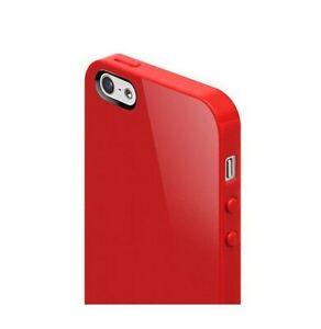 coque rouge iphone 5