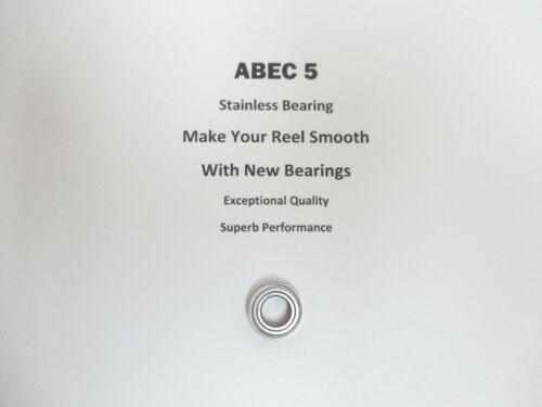 Shimano Black Magnum BKM200FS BNT0583 ABEC5 Stainless Bearing 8x16x5 #33