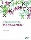 Introduction to Management by Colin Combe (Paperback, 2014)