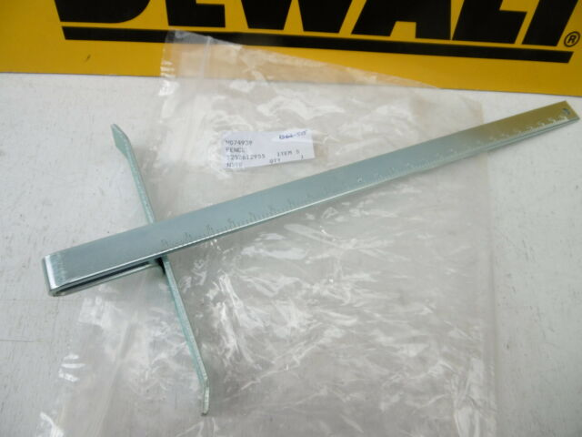 DeWalt Cordless Circular Saw OEM Replacement Rip Fence # N074939