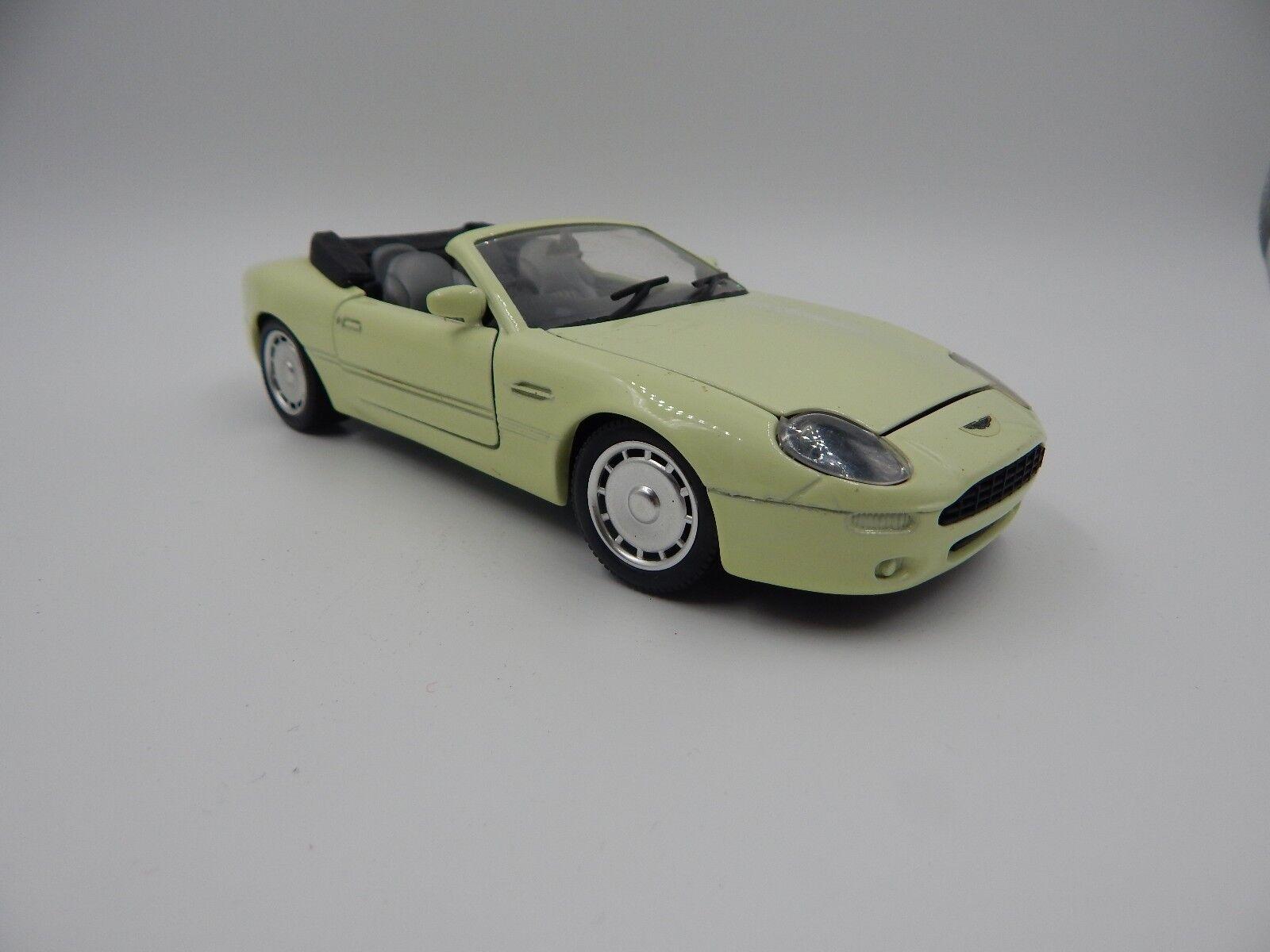Guiloy Aston Martin DB7 1 24 Die Cast Car 7