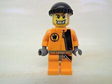 Lego Figur Agents Henchman agt008  Set 8630 8634
