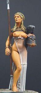 1-Figurine-Atenea-Env-75mm-Haut-El-Viejo-Dragon-Miniaturas-Pin-Up-Metal-AS942