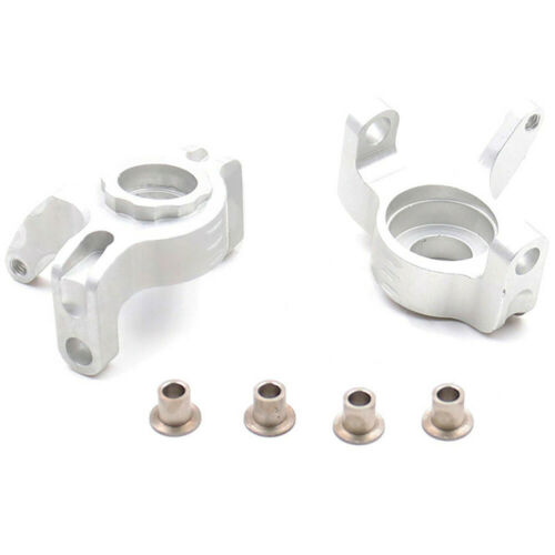 Metal Front Steering Cup Knuckle Blocks for Axial Wraith RR10 90020//53//18 RC Car