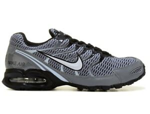 2451e93ecbb Nike Air Max Torch 4 Mens 343846-012 Cool Grey Black Running Shoes ...