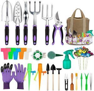 Heavy Duty Aluminum Gardening Tool Set W/ Succulent Tools Set