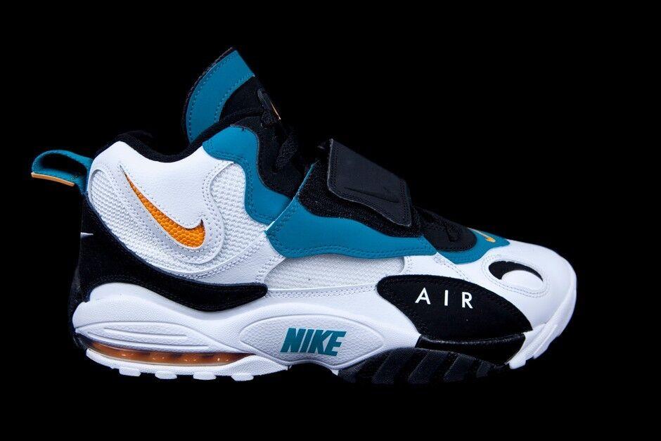 b62a4d4b1a 2018 Nike Air Speed Turf Retro Dan Marino Dolphin Size 12 525225-100 Jordan  Max ntifcr9036-Athletic Shoes