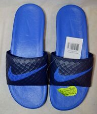 af46bebfc101a2 item 2 Nike Men s Benassi Solarsoft Navy Lyon Blue Slide Sandals - Size 8  NWB -Nike Men s Benassi Solarsoft Navy Lyon Blue Slide Sandals - Size 8 NWB