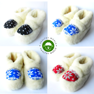 25-OFF-NOW-Women-039-s-Man-039-s-Teens-Slippers-SHEEP-WOOL-DOUBLE-LAYER-Rubber-Sole
