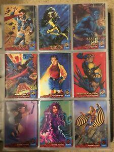 X-MEN 1994 ULTRA FLEER Base Set  You pick 1