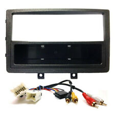 Car Stereo Fascia Fitting Kit Wiring ISO Lead For Mercedes R Class W521 2006/>